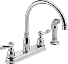 kitchen design best chromed kitchen faucets with sprayer and