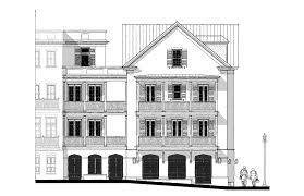 thunderbolt townhouse house plan 06208 design from allison