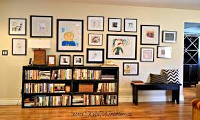 hanging kids artwork ideas for hanging kids artwork in a framed art gallery in the family