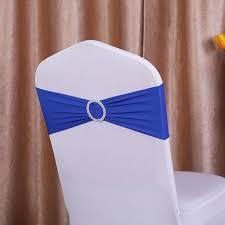 birthday chair cover spandex lycra wedding chair cover sash bands wedding party