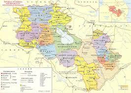 armenia on world map maps of armenia detailed map of armenia in tourist map