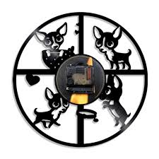 animal wall clock images home wall decoration ideas