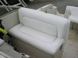Boat Upholstery Repair Cushions U0026 Pillows Cape Cod Marine Canvas Boat Cushions