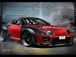widebody supra wallpaper images of hunters toyota supra sc