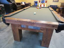 Tournament Choice Pool Table by Rustic Country Pool Table Custom Made