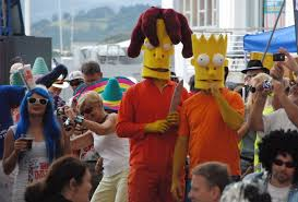 Simpsons Family Halloween Costumes by Wellington Scoop Co Nz Scoop Images Wellington U0027s Sevens U2013 A