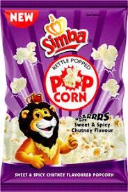 Seeking Popcorn Simba Introduces New Kettle Popped Popcorn New Products