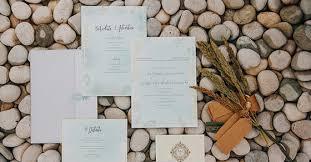 Wedding Stationery Wedding Stationery Timeline Philippines Wedding Blog