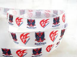 hair accessories melbourne new 2016 sports melbourne single printed grosgrain ribbon 7 8