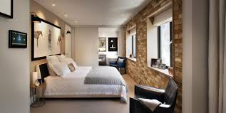 Wall Bedroom Design Exposed Brick Interior Design 20 Industrial Home Decor Ideas