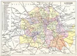 Old Map Of Europe by Maps Of London Detailed Map Of London In English Maps Of