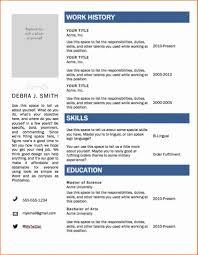 word 2007 resume template contoh resume microsoft word therpgmovie