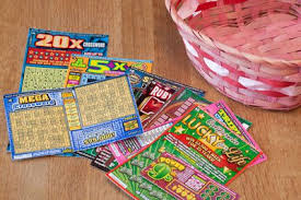 how to make a gift basket how to make a scratch lottery ticket gift basket ehow
