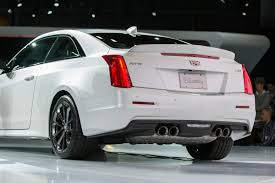 2010 cadillac cts v coupe price 2016 cadillac ats v coupe white gm authority