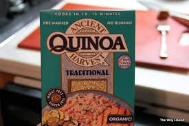 kosher for passover quinoa recipe quinoa with chicken sausage and vegetables the