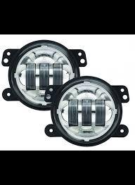 Jk Led Fog Lights Jw Speaker 6145 Jeep Jk Fog Lights