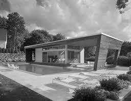 mid century modern home plans 1954 mid century modern house