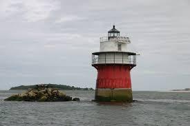 Light Houses File Duxbury Pier Light House In Plymouth Harbor Jpg Wikimedia