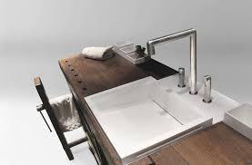 waschtische design rexa design verwandelt eine hobelbank in einen rustikalen waschtisch