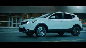 nissan qashqai commercial the ultimate urban experience youtube