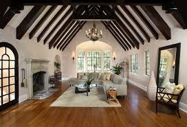 tudor home interior retro painting and decorating