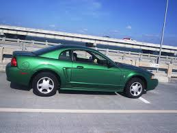 2000 ford mustang colors file ford mustang 2000 green jpg wikimedia commons