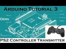 arduino tutorial connect ps2 controller to your arduino