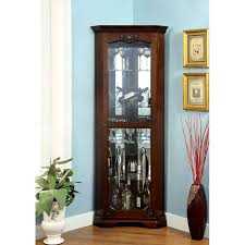wayfair corner curio cabinet astoria grand baysden corner curio cabinet reviews wayfair ca