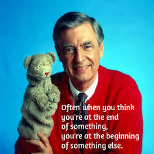 Mr Rogers Meme - get over the hump day inspiration mr rogers talk foreign to me