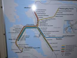 Bart San Francisco Map Adventures In Weseland A Small Look At Bay Area Rapid Transit Bart