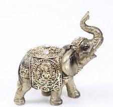 Elephant Home Decor Elephant Figurine Ebay