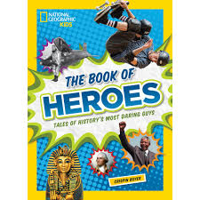 the book of heroes national geographic store