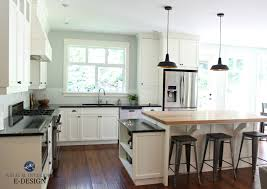 how to paint kitchen cabinets farmhouse style a modern farmhouse style home paint colours and more