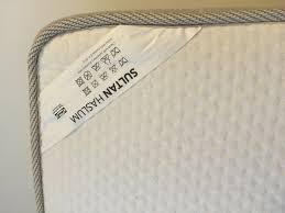 ikea sultan haslum mattress secondhand hk