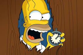 Simpsons Treehouse Of Horror 19 The Simpsons U0027 Shining Parody Made Homer U0027s Alcoholism Tv Addiction