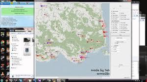 Dayz Maps Dayz External Radar Youtube