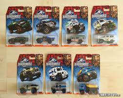 jurassic world jeep toy jurassic world matchbox wave ii jurassic toys