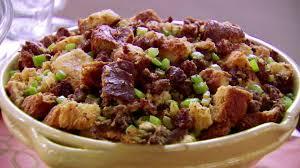 sausage brioche dressing recipe robinson food network