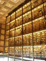 beinecke rare book and manuscript library the stacks at beinecke rare book and manuscript library flickr
