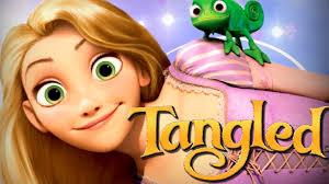 tangled movie hd english disney book rapunzel