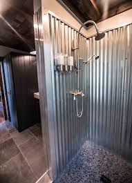 best 25 galvanized shower ideas on pinterest rustic shower tin
