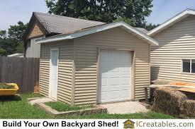 backyard garage pictures of sheds with garage doors garage door shed photos