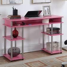 Pink Computer Desk Pink Desks You Ll Wayfair