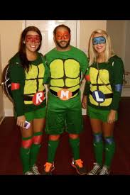 Ninja Turtle Halloween Costumes 25 Ninja Turtle Costumes Ideas Diy Ninja