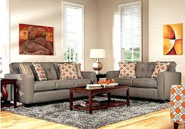 Orange Living Room Set Burnt Orange Living Room Furniture Outstanding Burnt Orange Living