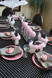 Candy Party Table Decorations 35 Black And White New Year U0027s Eve Party Table Decorations