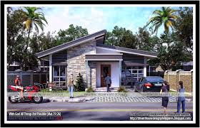 15 decorative 1 storey bungalow house design building plans