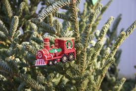 red caboose christmas trees home facebook