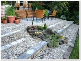 Small Rock Garden Pictures Gravel Rock Garden Hydraz Club