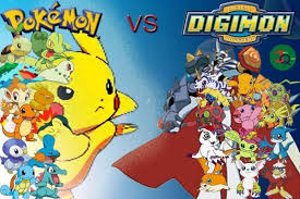 Pokemon Digimon